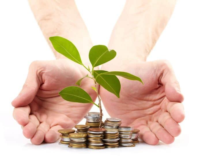 דחיפת מטבעות וצמיחה