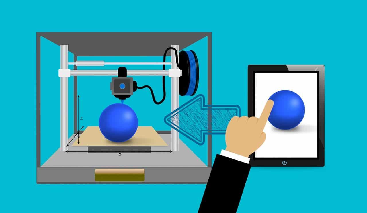הדפסה טכנולוגית